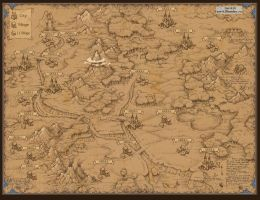 Map for game. by Jonik9i