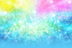 Pretty Cure All-Stars New Stage Background by TheWolfBunny