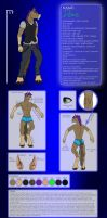 Character Sheet - Daxus by misty2999