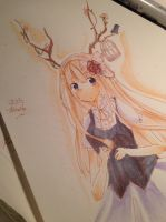 Copic things by Rmblee
