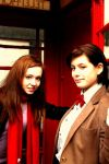 Doctor Who: Two of a Kind by Ginger-Hero