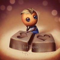 Happy Valentine's Day by LuzTapia