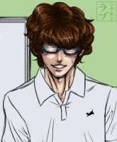 Not Yours, Am I?: ROSS Anime Hair and Eye Color by scottwuming