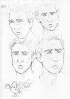 Kyle XY sketches by Neumatic