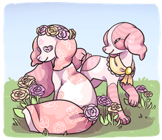 [Pillowings] A Spring Day by Larkish