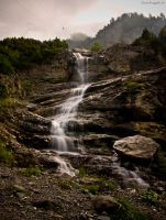 Drama waterfall by DuarteFotografiach