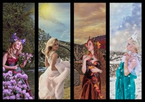 Four Seasons by Energiaelca1