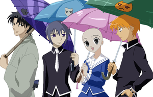 Umbrellas by chocolate-ichigo-101