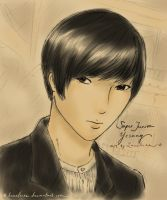 Yesung- Opera by Lanaleiss