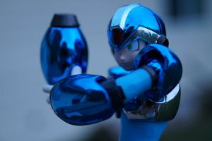 D-Arts Comic Con Exclusive Mega Man X Macro 2 by CharAznableRedComet