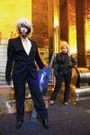 Raiden and Mistral XD by ProVoltageCosplay