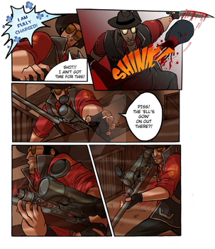 TF2: Be Efficient Be Polite 30 by spacerocketbunny