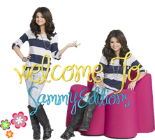 """welcome to """"SammyEditions"""" by SammyEditions"""