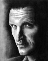Doctor Who - The Ninth Doctor by BloodMoonEquinox