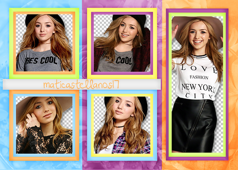 Photopack Png Peyton List by MatiCastellanos17
