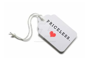 My love for you is Priceless by TheEndWhereIBegin