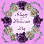 Happy Valentine's Day by Shirley-Agnew-Art