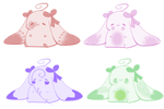 15 POINTS BUNNIES [OPEN] by SheepAdopts