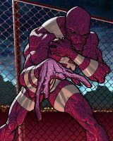 Parasite color by JJKirby