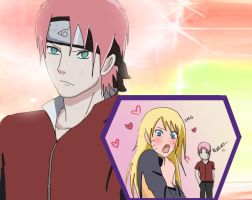 Narusaku- Genderbender! Y u so perfect?! by CaiLiDeVeL