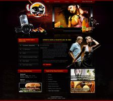 wise guys site by ijographicz