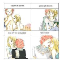 FT Oh these kisses.. by Natsu-x-Lucy