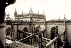 Seville Cathedral 3 by Artimise