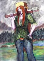 The Lumberack's Daughter by DeadSNESproject88