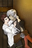Mari/Fenris for WintryOne by ekocentric