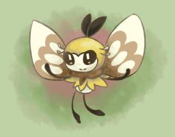 Rubombelle/Ribombee by MedievanOwl