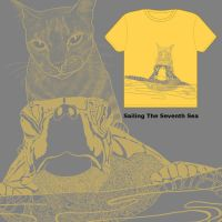 Sailing The Seventh Sea by tamaow
