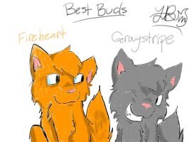 Best Buds by That-Wacky-Whovian