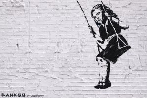BANKSY animation by J222R