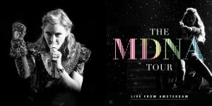 MDNA Live From Amsterdam Cover Booklet by MarieJoo