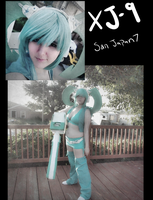 XJ9 Cosplay :Final WIP: by Delicake