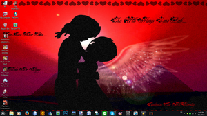 Eternal Soulmates Desktop by PharaohAtisLioness