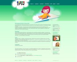 preschool webdesign by Magdusia
