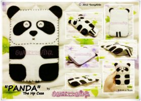PANDA d Hp Case... by SongAhIn