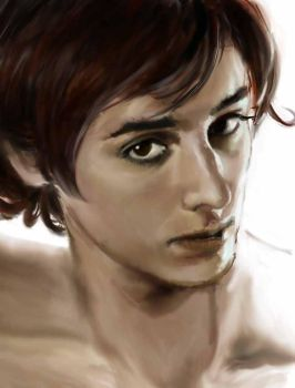 realistic hetalia: Italy by witchofwest