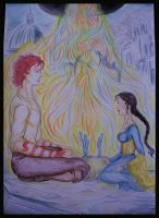 The Cleansing of saidin by Gala-maia