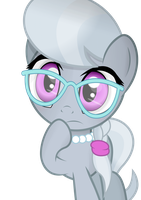 Confused Silver Spoon by Coltsteelstallion
