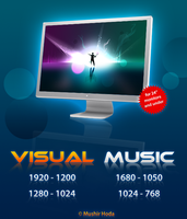 Visual Music - Pack by mushir