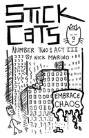 Stick Cats Act III cover by nickmarino