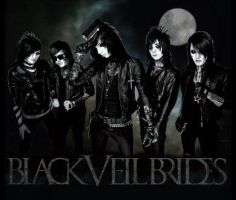 Black Veil Brides by JadeWeirdo13