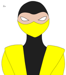 Request - Mortal Kombat - Scorpion by moshie9956