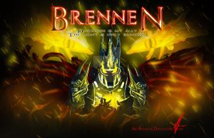 Brennen's Dark Lord by ArtBourne