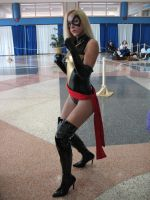 Metrocon Friday  -Miss Marvel- by Prota-Girl