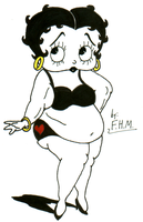 Big Betty Boop for Mew19 by feed-her-more