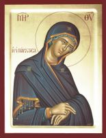 Panagia the Existing by logIcon