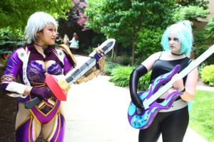 ColossalCon 2014 - Ember(PS) 19 by VideoGameStupid